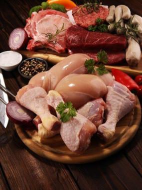 Cuisse de poulet rôti