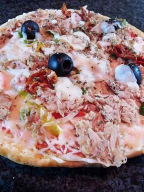 Pizza jambon