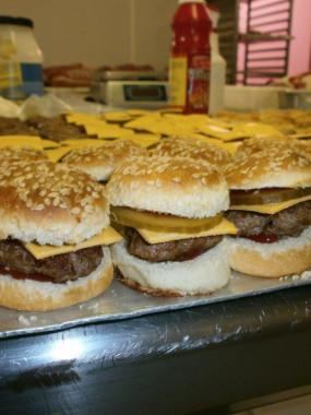 6 Mini Burgers Rossini façon Fred